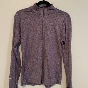 Nike Women's 1/4 Zip Running Top
